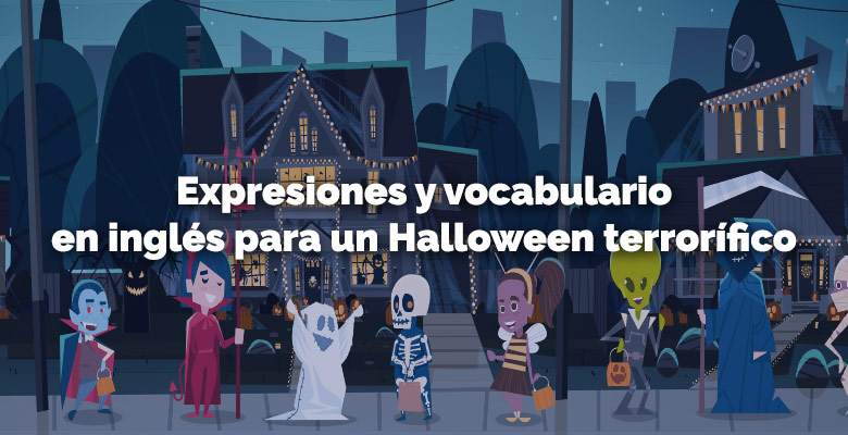 expresiones vocabulario ingles halloween